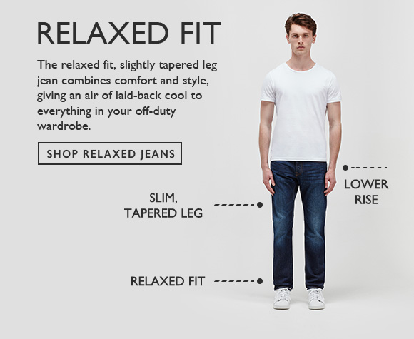 Relaxed Fit